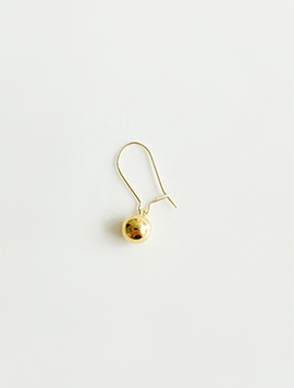 Simple Ball Earring
