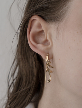 Water Deco Earring