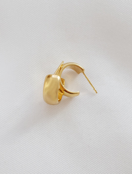 Mini Ring Earring