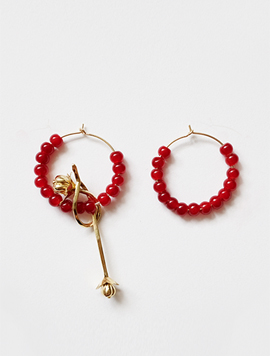 Berry Bell Earring -L size